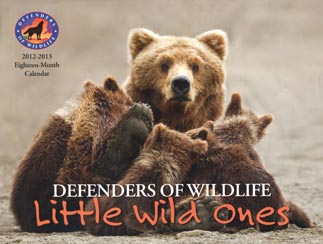 Defender of Wildlife Calendar